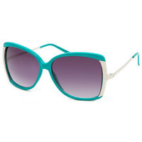 FULL TILT Retro Sunglasses 195471512 | sunglasses | Tillys.com