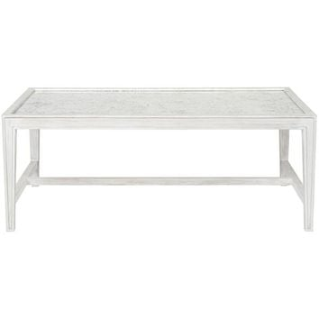 Liberty Coffee Table, White Wash