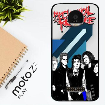 My Chemical Romance Y2307 Motorola Moto Z2 Play Case
