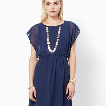 Viera Chiffon Dress | Fashion Apparel | charming charlie