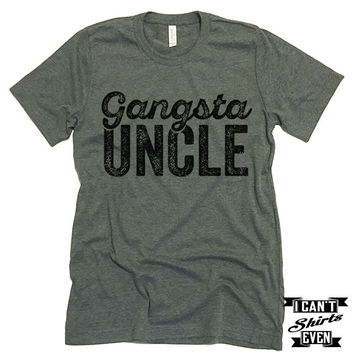 Gangsta Uncle T-shirt