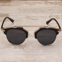 The Lookout Sunglasses - Black