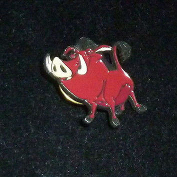 Disney Lion King Pumbaa Warthog Pin