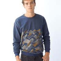 Mountain Men's Sweatshirt