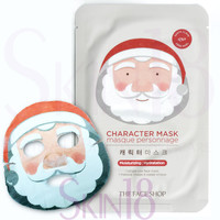 The Face Shop Character Mask - Santa Clause (Moisturizing/Hydration)
