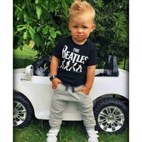 Kids Boys Girls Baby Clothing Products For Children = 4446029572