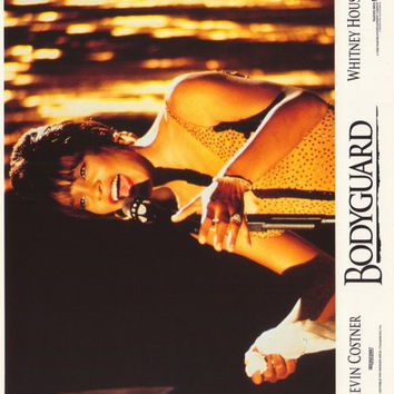 The Bodyguard (French) 11x14 Movie Poster (1992)