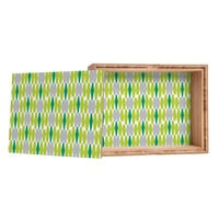 Heather Dutton Abacus Emerald Jewelry Box