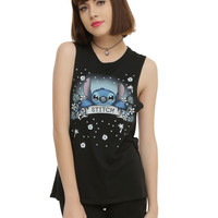 Disney Lilo & Stitch Tattoo Girls Muscle Top