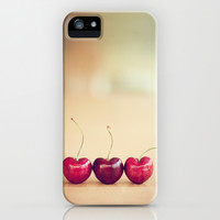 hearts iPhone & iPod Case by Shannonblue