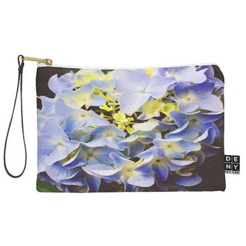 Allyson Johnson Hydrangea Flower Pouch