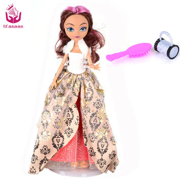 UCanaan Ever After Doll 9.5 Inch High Quality Toys Apple White Madeline Hatter Raven Quee Joint Moveable 11 joints birthday gift