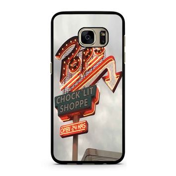 Riverdale Pops Chocklit Shoppe 3 Samsung Galaxy S7 Case
