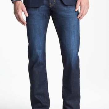 Men's AG 'Graduate' Slim Straight Leg Jeans (Stallow)