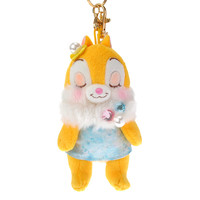 [Disney Store]Fairy Clarice keyholder/keychain with stuffed toy: If you want to buy presents and gifts online, we recommend the Disney Store.