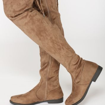 Bestie Boot - Taupe