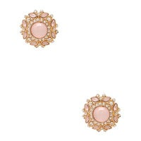 FOREVER 21 Encrusted Dome Studs