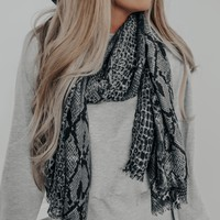 See It My Way Scarf: Multi