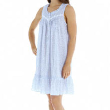 Eileen West 5315923 Summertime Short Nightgown