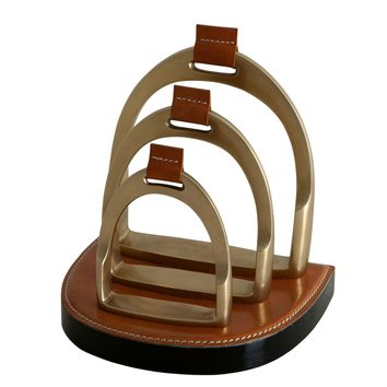 Brown Letter Rack | Eichholtz Venture