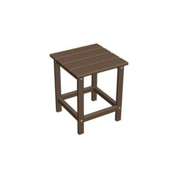 Patio Table - Chocolate Brown