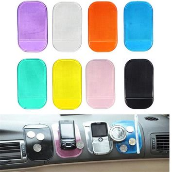 wupp Car Magic Anti-Slip Dashboard Sticky Pad Non-slip Mat Holder For GPS Cell Phone