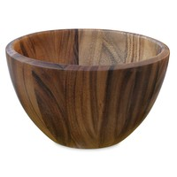 Ironwood Gourmet 16-in. Extra Large Acacia Wood Serving Bowl (Brown)