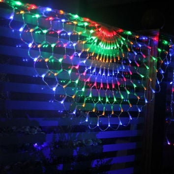 260 LED Waterproof Indoor Outdoor Peacock from Bling Bling Deals