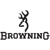 Browning Firearms Armory Weapons Rifle Gun Factory Logo Custom Select Color / Size Bike Harley Chopper Car Window Vinyl Decal Sticker