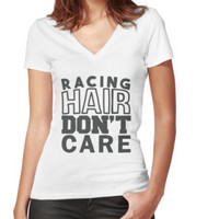 Racing hair don't care by TswizzleEG