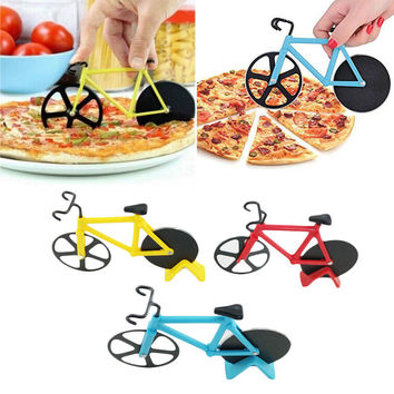 Awesome Bicycle Pizza Cutter