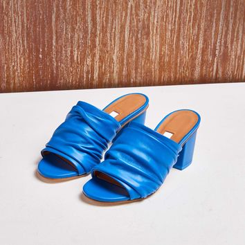 CHARLIZE BLUE SANDALS