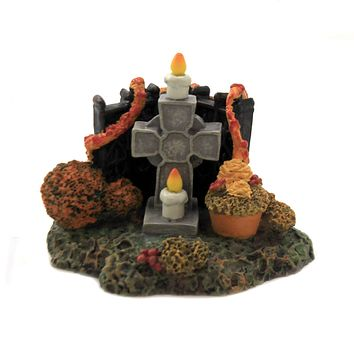 Department 56 Accessory DAY OF THE DEAD SHRINE Lit Accessory Halloween 6003299
