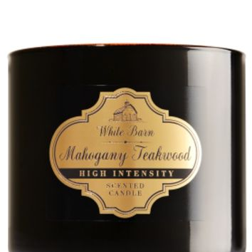 3-Wick Candle Mahogany Teakwood High Intensity