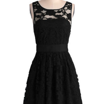 BB Dakota When the Night Comes Dress | Mod Retro Vintage Dresses | ModCloth.com