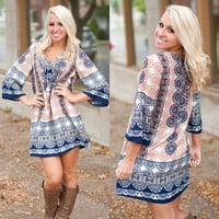 There's No Limit Tunic Dress - Piace Boutique