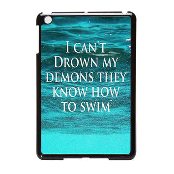 Bring Me The Horizon Can You Feel My Heart Demons iPad Mini Case