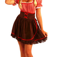 Cowgirl Costumes Women's Halloween Costume