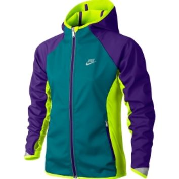 Nike Girls' Ultimate Full Zip Soft-Shell Jacket