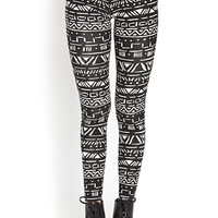 Favorite Tribal Print Leggings