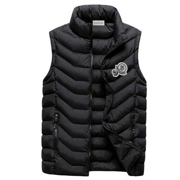 Boys & Men Moncler Fashion Casual Vest Jacket Coat