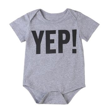 Baby boys girls romper Newborn Infant Baby Boy Letter Brother Matching Clothes Outfits Jumpsuit Romper drop shipping ES