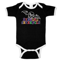 My Baby Rocks - punk rock baby & kids clothes