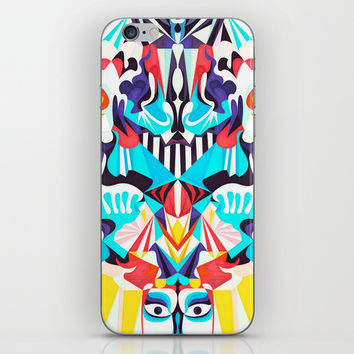 Adore Everything iPhone Skin by Anai Greog