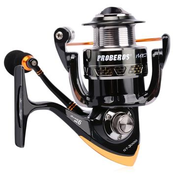 PRO BEROS 5.5:1 All-metal 9 Ball Bearing Spinning Fishing Reel