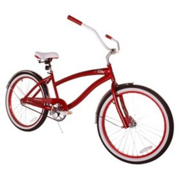 "24"" Magna Ladies Ruby Cruiser - Shimmer Red"
