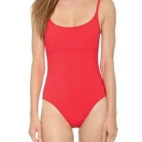 Skinny Scoop One Piece