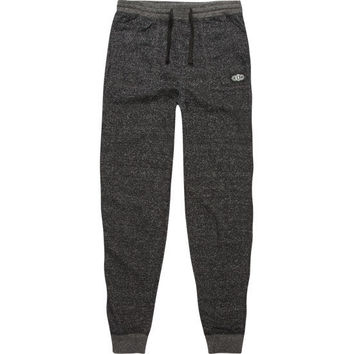 Brooklyn Cloth Marled Boys Jogger Pants Black  In Sizes