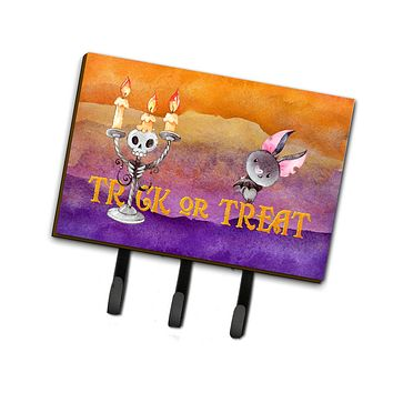 Halloween Trick or Treat Leash or Key Holder BB7461TH68