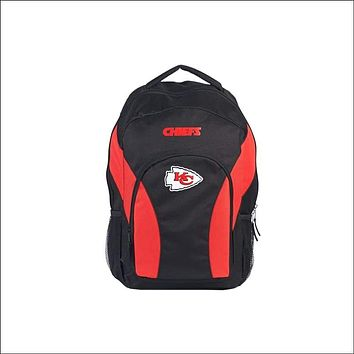 """Chiefs OFFICIAL National Football League, """"""""Draft Day"""""""" 18""""""""H x 10"""""""" (12"""""""" Back) Backpack  by The Northwest Company"""